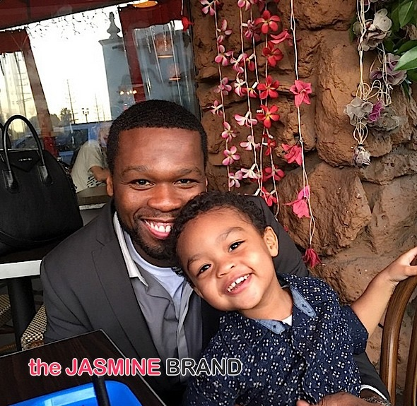(EXCLUSIVE) 50 Cent's Bankruptcy Reveals Son Will Receive $832K By 18