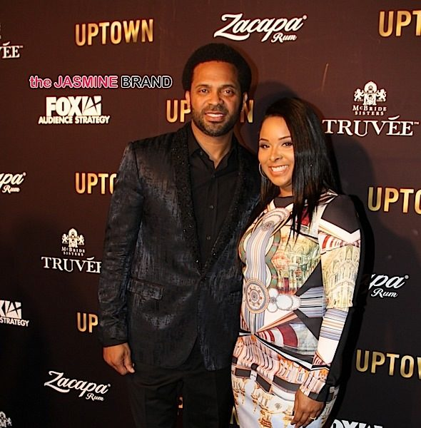 Mike Epps Officially Divorced, Paying Ex 25k In Spousal Support + 15k For Kids