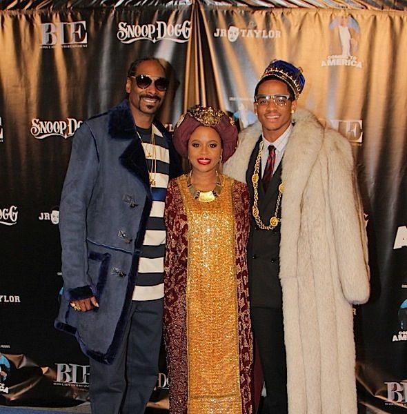 Snoop's Son Cordell Broadus Hosts 'Coming to America' B-Day Party: Ray J, Wiz Khalifa, Matt Barnes, Lauren London, Shaunie O'Neal Attend [Photos]