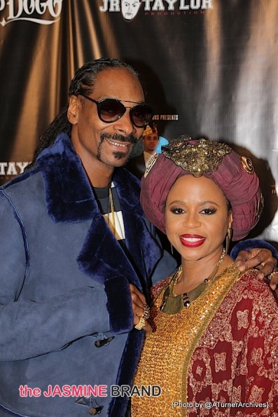 Snoop, Shante circa 2015