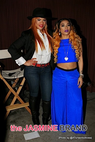 Keyshia Cole Hosts 'All In' Screening: Faith Evans, Daniel 'Booby' Gibson, Tamala Jones, Keisha Epps Attend