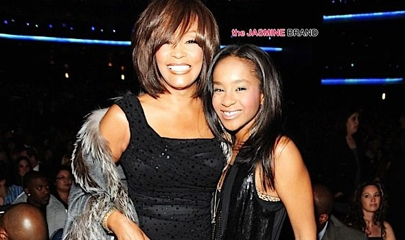Book Claims Whitney Houston Was In A Lesbian Affair, Bobbi Kristina Addicted to Drugs By 14