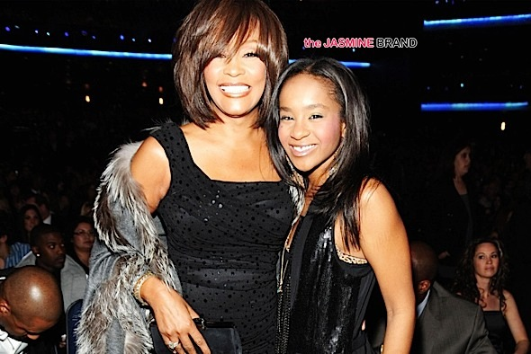 1st Look At Whitney Houston & Bobbi Kristina Docu [WATCH]