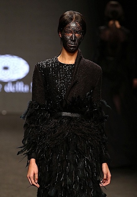 Claudio Cutugno-milan fashion week blackface 2015-the jasmine brand