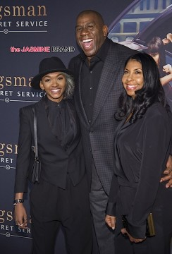 Magic Johnson locked himself in bathroom to tell previous