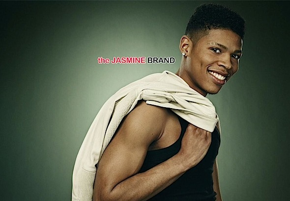 'Empire' Star Bryshere Gray On His Humble Beginnings, Homophobia & Crushing On J.Lo