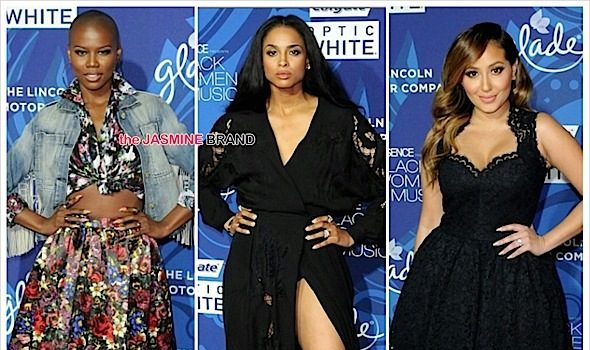 ESSENCE Black Women in Music: Jill Scott, Ciara, Jordin Sparks, Adrienne Bailon, Amber Riley Attend [Photos]