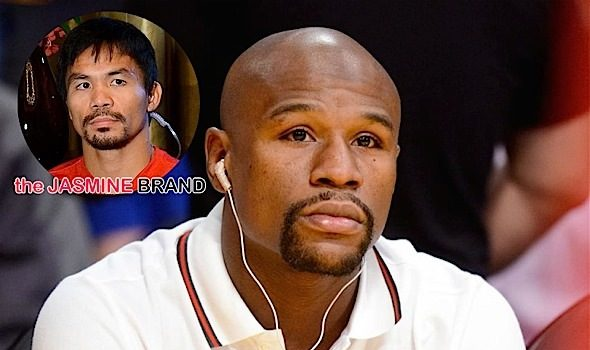 False Alarm! Floyd Mayweather Denies Confirmed Fight With Pacquiao