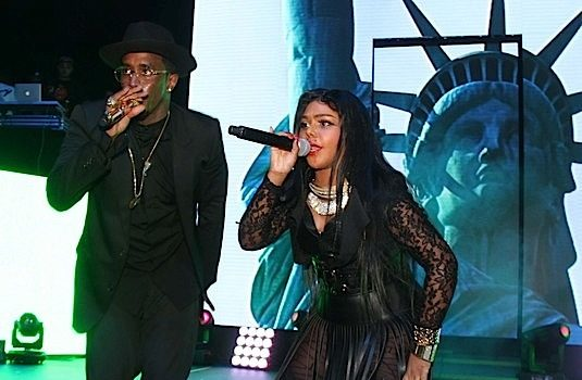 Hot 97 Hosts 'The Tip Off' With Diddy, Snoop, Kanye West, Nas, Lil Kim, Faith Evans, French Montana & More [Photos]