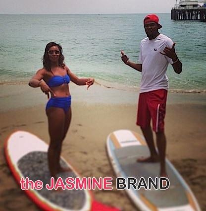 Kevin-durant-ex fiancee Monica-Wright-the jasmine brand
