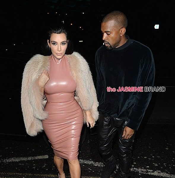 Kim Kardashian Says Hubby Kanye Is Serious About Running For President [VIDEO]