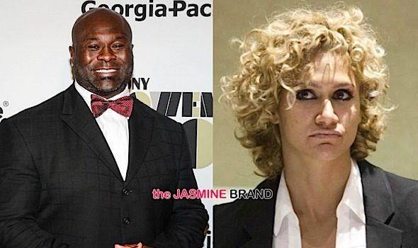 (EXCLUSIVE) Ex NFL'er Hugh Douglas' Mistress Battles Him Over Alleged Incriminating Docs, in Assault Case