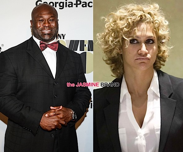 (EXCLUSIVE) Ex NFL'er Hugh Douglas' Mistress Battles Him Over Alleged Incriminating Docs, in Assault Case