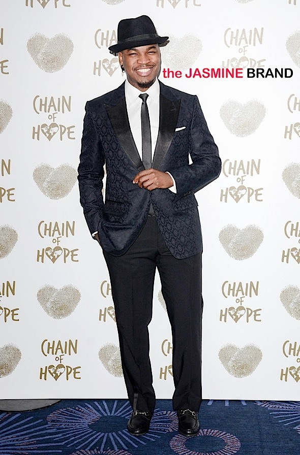 Chain of Hope Gala Ball 2014 - Arrivals