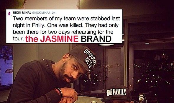 Nicki Minaj Road Manager De'Von Pickett Stabbed to Death in Philly: Rihanna, Fabolous, Pharrell, Pusha T Share Condolences