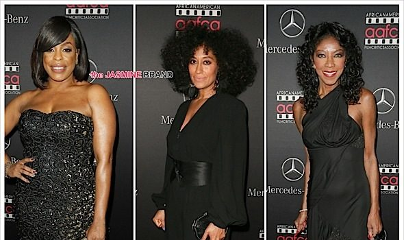 Mercedes Benz Hosts Oscar Party: Natalie Cole, Beverly Johnson, David Oyelowo, Tracee Ellis Ross, Thandie Newton, Lance Gross, Niecy Nash, Sheryl Lee Ralph, Star Jones Attend