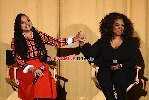 Oprah Winfrey-Ava DuVernay-Attend Special SELMA Screening-San Fran-the jasmine brand
