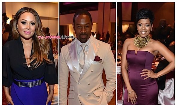 Malinda Williams, Tamia, Grant Hill, Darrin Dewitt Henson Attend 'Candle In The Dark' Gala [Photos]