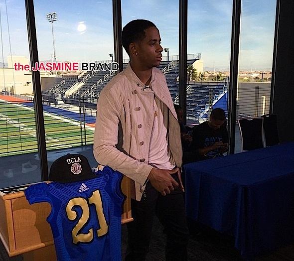 Rapper Snoop Son-Cordell Broadus-Committs UCLA-the jasmine brand