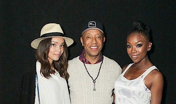 Celebs Attend Russell Simmons All Def Comedy: Brandy, Tony Rock, Marshawn Lynch, Gary Owens Spotted [Photos]