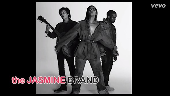 Rihanna, Kanye West & Paul McCartney – FourFiveSeconds [VIDEO]