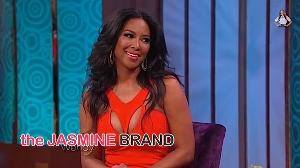 Kenya Moore Says Vivica Fox is the Most Ratchet Person on TV, Laughs at NeNe Leakes' Cease & Desist Attempt [VIDEO]