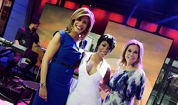 K.Michelle Performs 'How Do You Know' LIVE On Today Show [VIDEO]