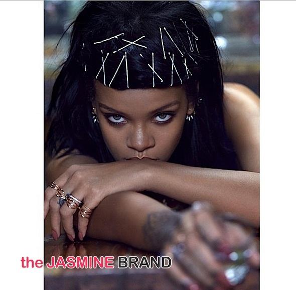 Rihanna Hits K-Town For W Magazine Korea [Photos ...