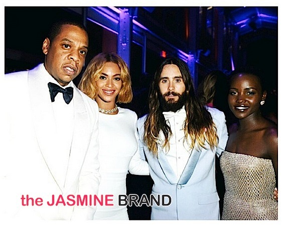 Oscars Vanity Fair After-Party: Beyonce, Jay Z, J.Lo, Common, Lupita Nyong'o, Kerry Washington [Photos]