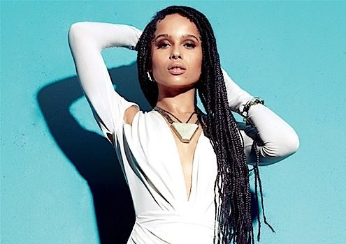 Zoë Kravitz Talks Growing Up Famous, Supportive Parents + Her Affinity For Men Who Make Her Laugh