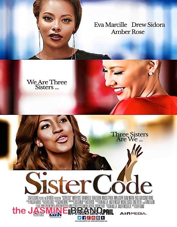 Sister Code-Eva Marcille-Amber Rose-Drew Sidora-thejasmine brand