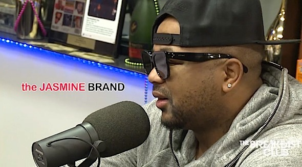 THE DREAM-spoke with lil wayne about christina milian-the breakfast club-the jasmine brand