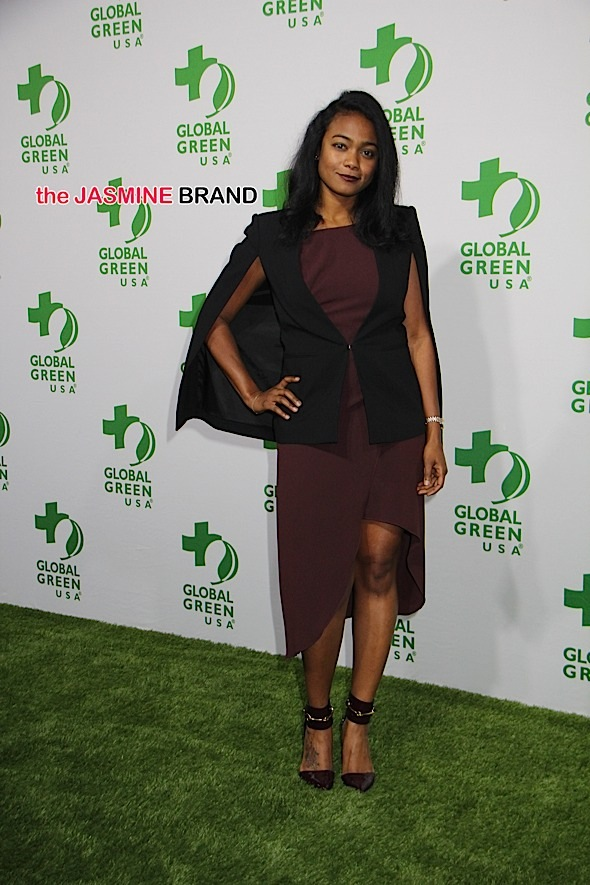Global Green USA's 12th Annual Pre-Oscar Party - Arrivals