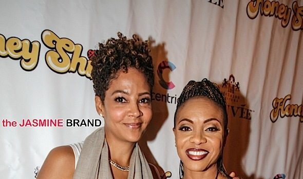 Tracy Mourning's Foundation Hosts 'Power of Influence Through Sisterhood' With Gayle King and MC Lyte [Photos]