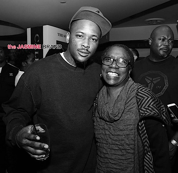 Grammy Museum Launches Tupac Shakur Exhibit: Afeni Shakur, YG, John Singleton Attend [Photos]
