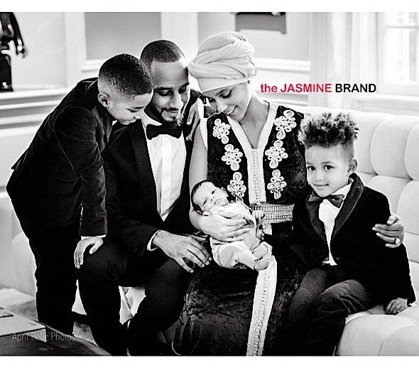 alicia keys-swizz beatz-new baby genesis-the jasmine brand