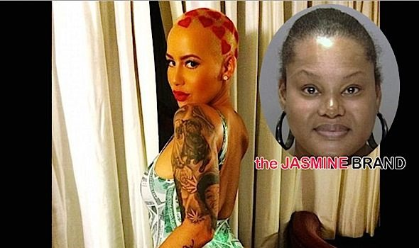Black Madam Claims Amber Rose Hired Her For Butt Injections
