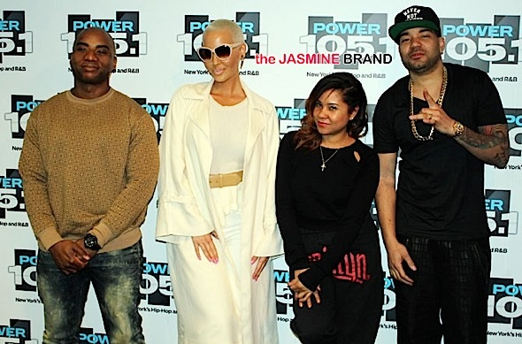 Amber Rose Disgusted by Tyga Dating Kylie Jenner, Unimpressed by Kim Kardashian: She's not dope. [VIDEO]