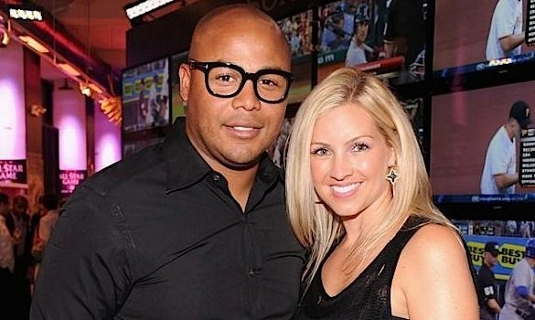 (EXCLUSIVE) Ex-New York Yankee Andruw Jones Hits Wife of 11 Years With Divorce