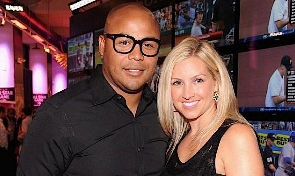 (EXCLUSIVE) Ex-New York Yankee Andruw Jones Hits Wife of 11 Years With Divorce