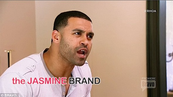 (EXCLUSIVE) RHOA's Apollo Nida Not Owed For Reality Show, On Hook For $1.9 Mill Judgement