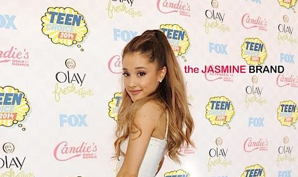 (EXCLUSIVE) Ariana Grande Hit With Lawsuit, Accused of Song Theft