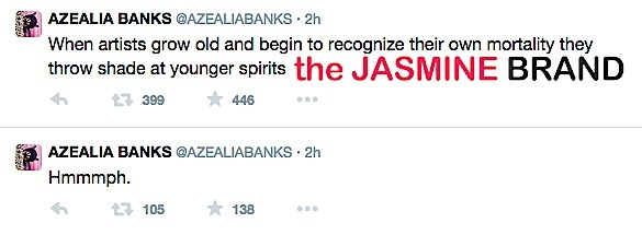 azealia banks vs erykah badu-the jasmine brand