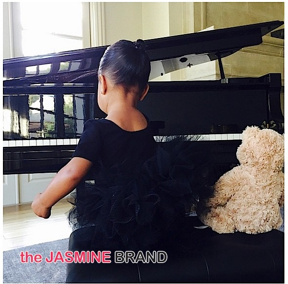 baby north west-ballerina-piano-the jasmine brand
