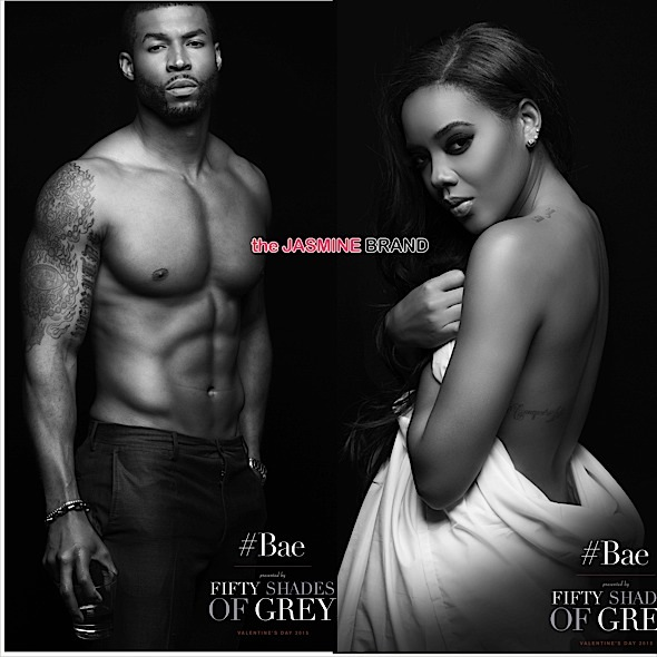 Angela Simmons, Terrence J, Don Benjamin, Mila J Featured In #BAE Campaign [Photos]