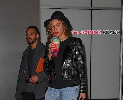You Can't Eat With Us! Beyoncé Teams Up With Marco Borges For 22 Days Nutrition