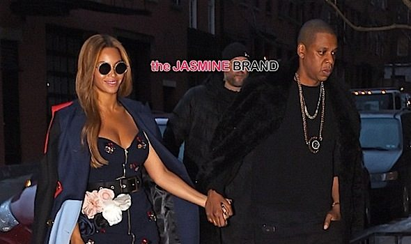 Beyonce, Jay Z & Rihanna Hit NYFW, Nicki Minaj & Meek Mill Cup Cakin' + Keyshia Cole, Mike Epps, Faith Evans [Photos]