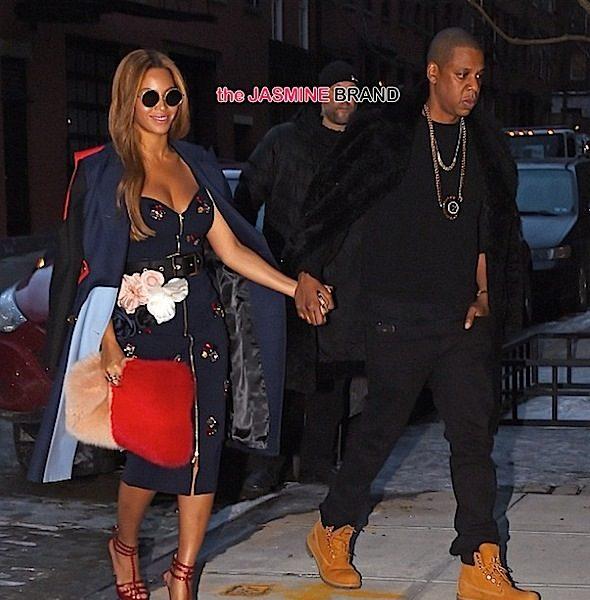 Beyonce, Jay Z & Rihanna Hit NYFW, Nicki Minaj & Meek Mill Cup Cakin' + Keyshia Cole, Mike Epps, Faith Evans [Photos]