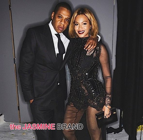 Beyonce, Jay Z, Tracee Ellis Ross, Miley Cyrus Attend Tom Ford Show [Photos]