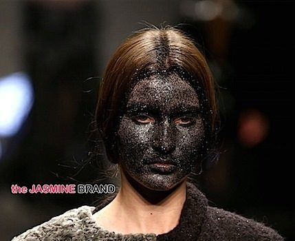 Offensive or Nah? Models Wear Blackface For Milan Fashion Week [Photos]